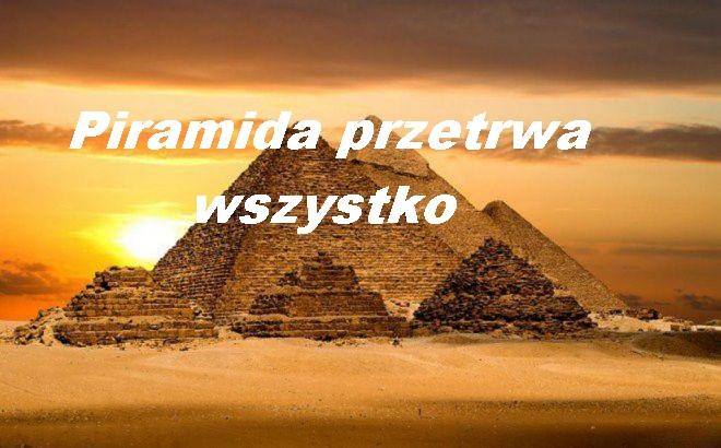 Piramidy…zagadka  ludzkości